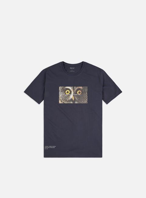T-shirt a Manica Corta Makia Von Wright Stare T-shirt