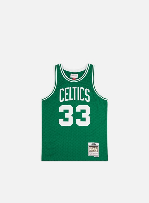 Mitchell & Ness Boston Celtics 85-86 Swingman Jersey Larry Bird
