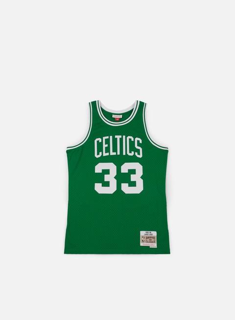 Tank top Mitchell & Ness Boston Celtics Swingman Jersey Larry Bird