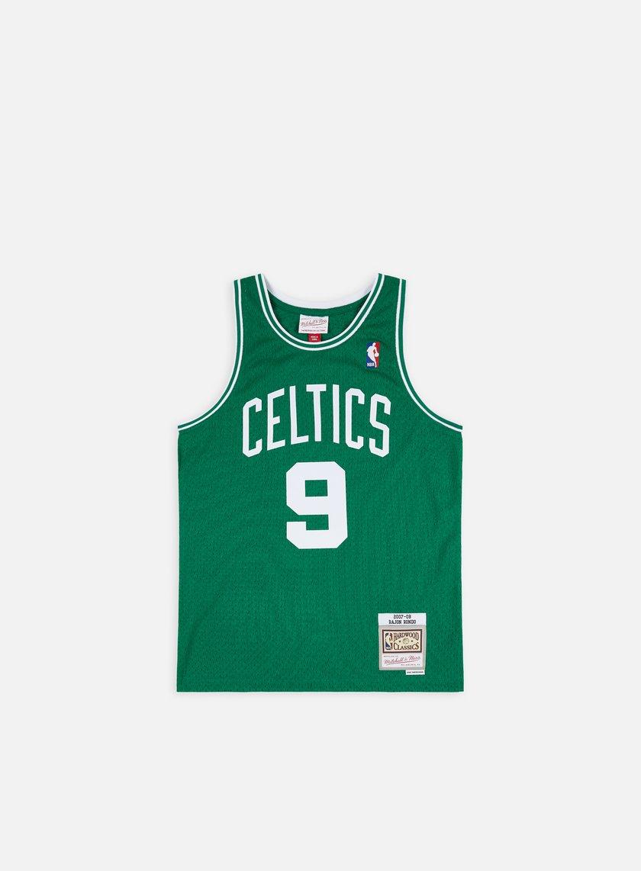Mitchell & Ness Boston Celtics Swingman Jersey Rajon Rondo
