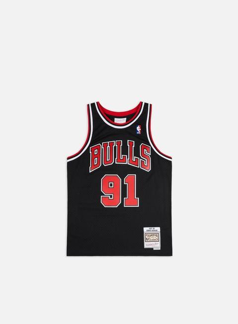 Mitchell & Ness Chicago Bulls 97-98 Swingman Jersey Dennis Rodman