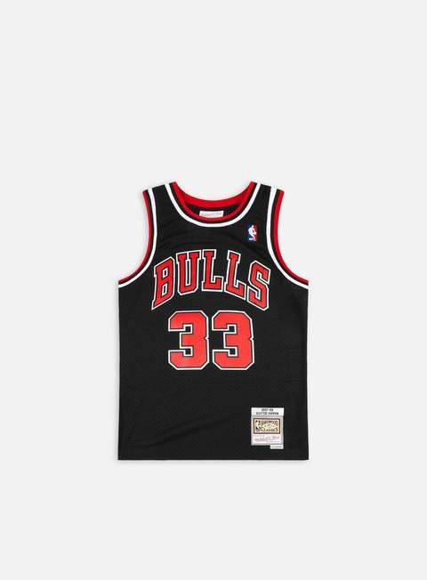 Tank top Mitchell & Ness Chicago Bulls 97-98 Swingman Jersey Scottie Pippen