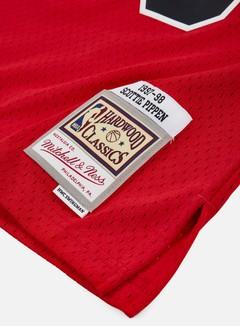 Mitchell & Ness - Chicago Bulls Swingman Jersey Scottie Pippen, Red/Black 4