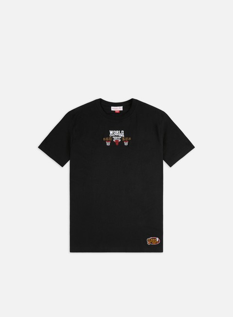 T-shirt a Manica Corta Mitchell & Ness Deadstock Champs T-shirt Chicago Bulls