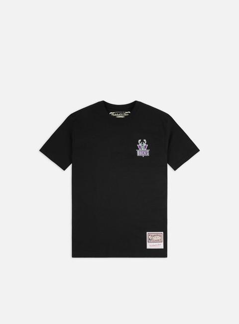 Mitchell & Ness Embroidered Logo T-shirt Milwuaukee Bucks