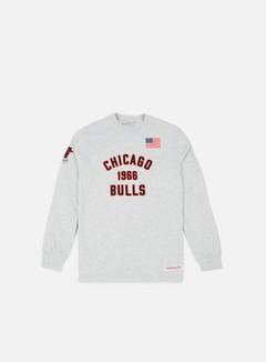 Mitchell & Ness Estabished Year LS T-shirt Chicago Bulls