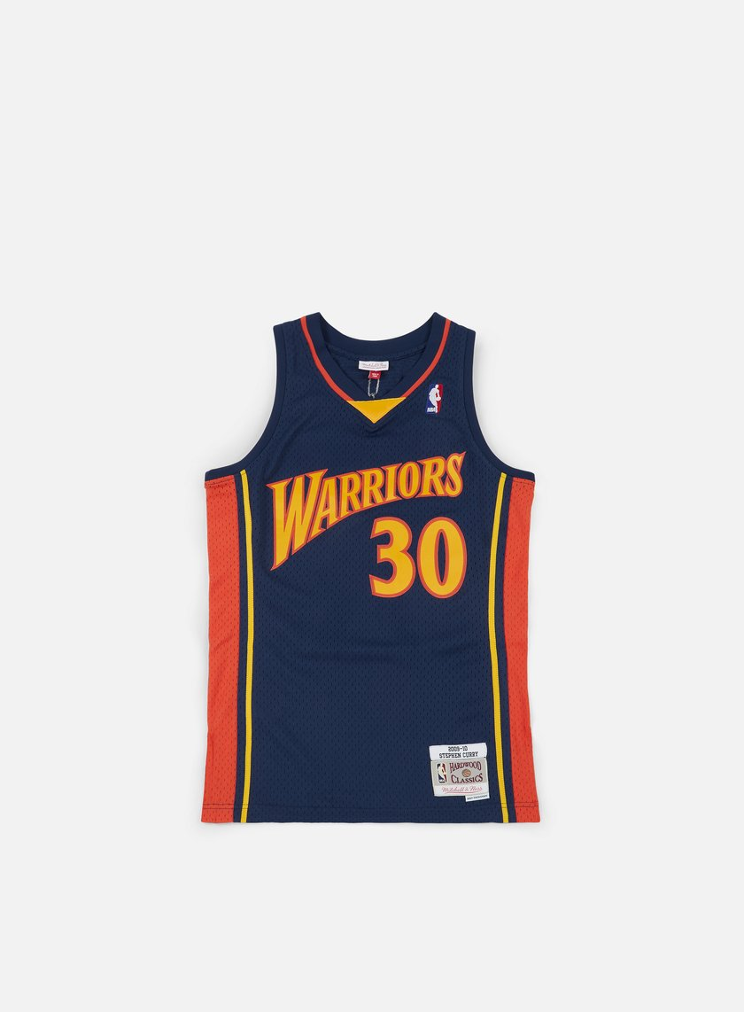 new products de4aa cbb38 Golden State Warriors Swingman Jersey Stephen Curry