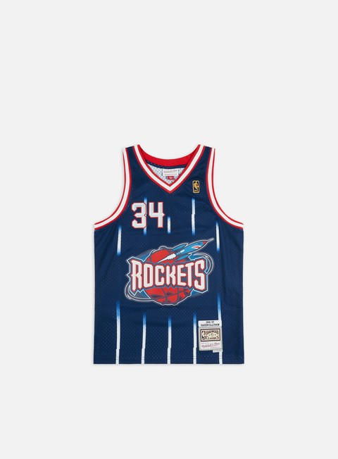 Basketball Jerseys Mitchell & Ness Houston Rockets 96-97 Swingman Jersey Hakeem Olajuwon