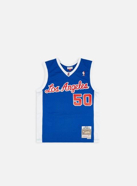 Tank top Mitchell & Ness LA Clippers Swingman Jersey Corey Maggette