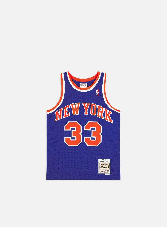 super popular 0d510 7fbe0 NY Knicks Swingman Jersey Patrick Ewing