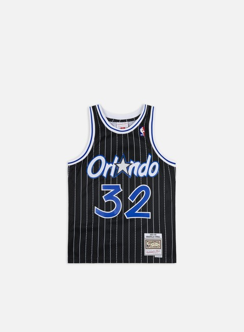 Basketball Jerseys Mitchell & Ness Orlando Magic 94-95 Swingman Jersey Shaquille O'Neal