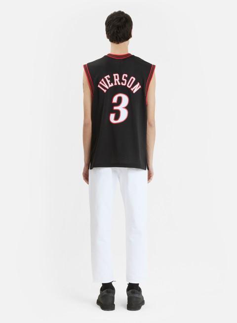 more photos 91b31 e3d7d Philadelphia 76ers Swingman Jersey Allen Iverson