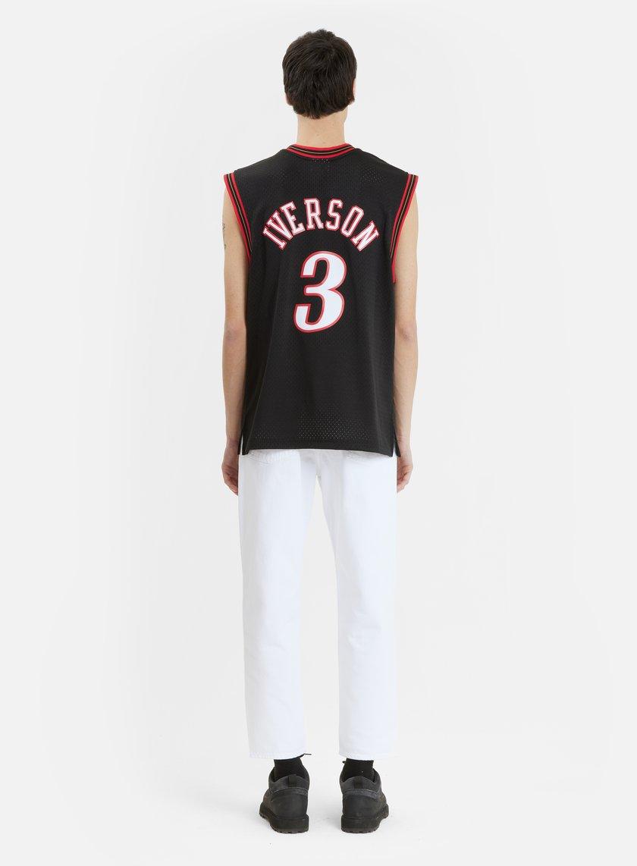 MITCHELL   NESS Philadelphia 76ers Swingman Jersey Allen Iverson ... 0905cc58f