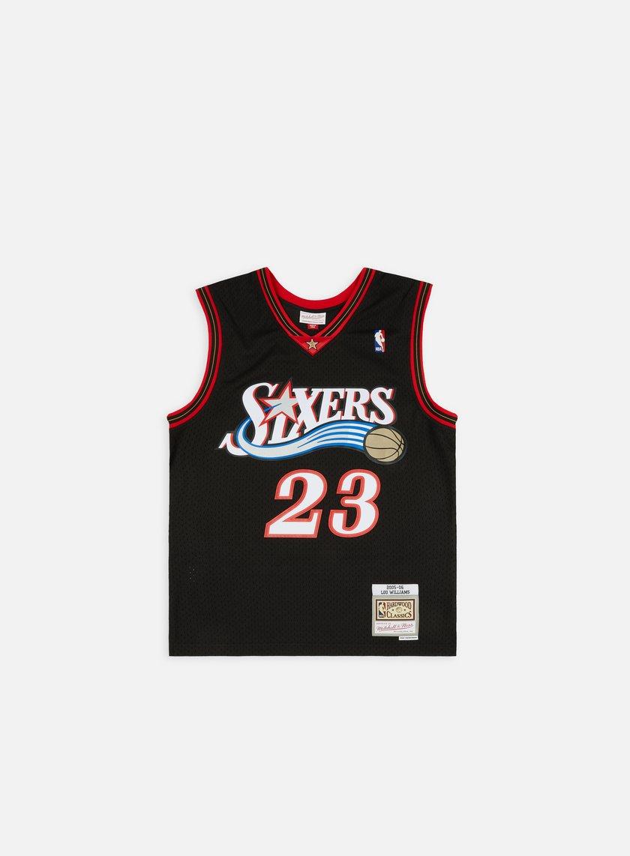 Mitchell & Ness Philadelphia 76ers Swingman Jersey Lou Williams