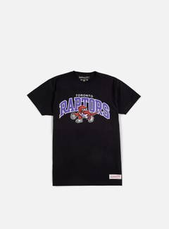 Mitchell & Ness - Team Arch Traditional T-shirt Toronto Raptors, Black 1