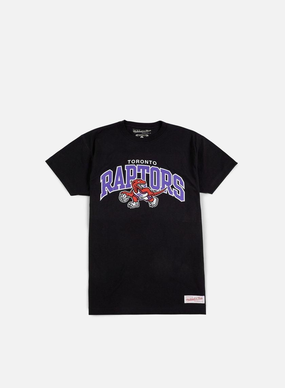 Mitchell & Ness Team Arch Traditional T-shirt Toronto Raptors