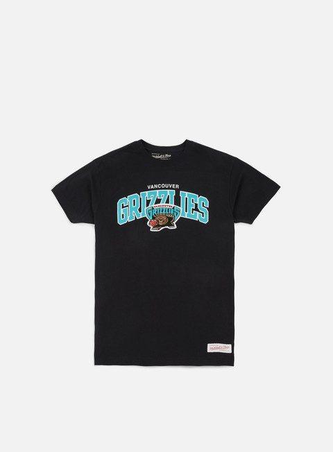 Outlet e Saldi T-shirt a manica corta Mitchell & Ness Team Arch Traditional T-shirt Vancouver Grizzlies