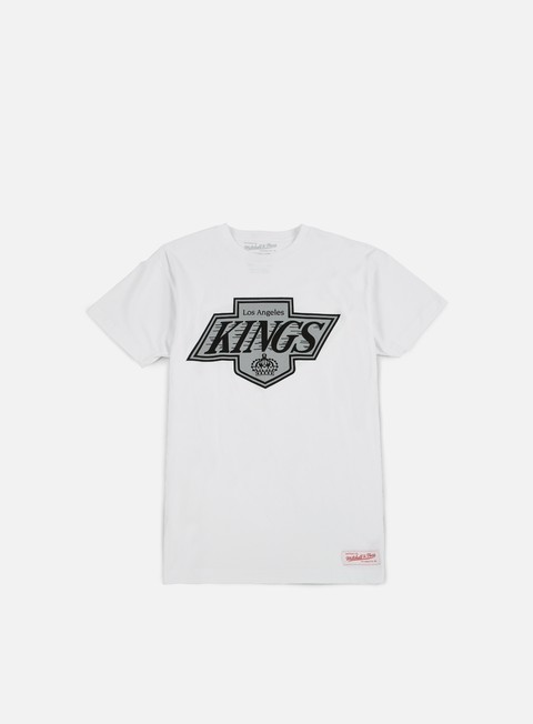 T-shirt a Manica Corta Mitchell & Ness Team Logo Traditional T-shirt LA Kings