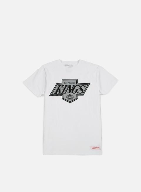 Outlet e Saldi T-shirt a Manica Corta Mitchell & Ness Team Logo Traditional T-shirt LA Kings