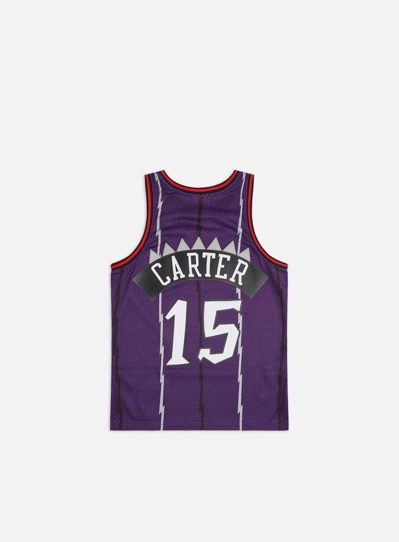 2b85ad61 MITCHELL & NESS Toronto Raptors Swingman Jersey Vince Carter € 59 ...