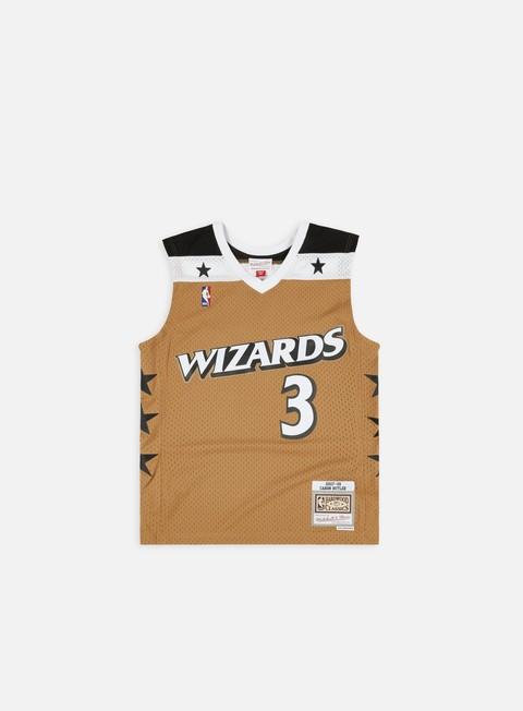 Tank top Mitchell & Ness Washington Wizards Swingman Jersey Caron Butler