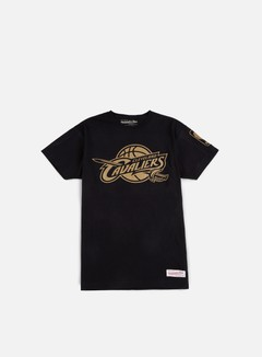 Mitchell & Ness - Winning Percentage Traditional T-shirt Cleveland Cavaliers, Black 1
