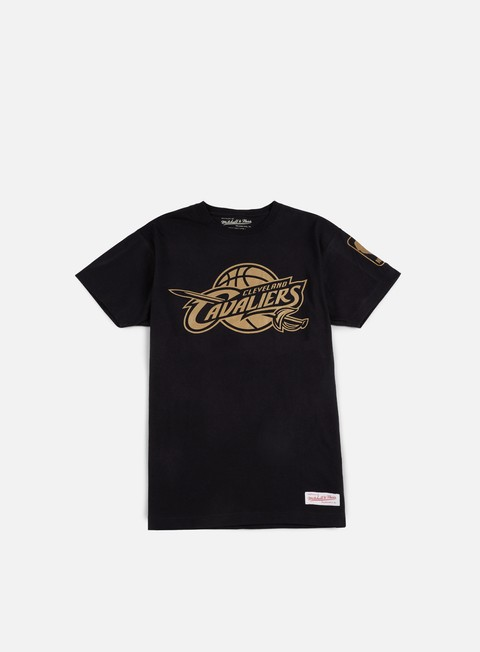 T-shirt a Manica Corta Mitchell & Ness Winning Percentage Traditional T-shirt Cleveland Cavaliers