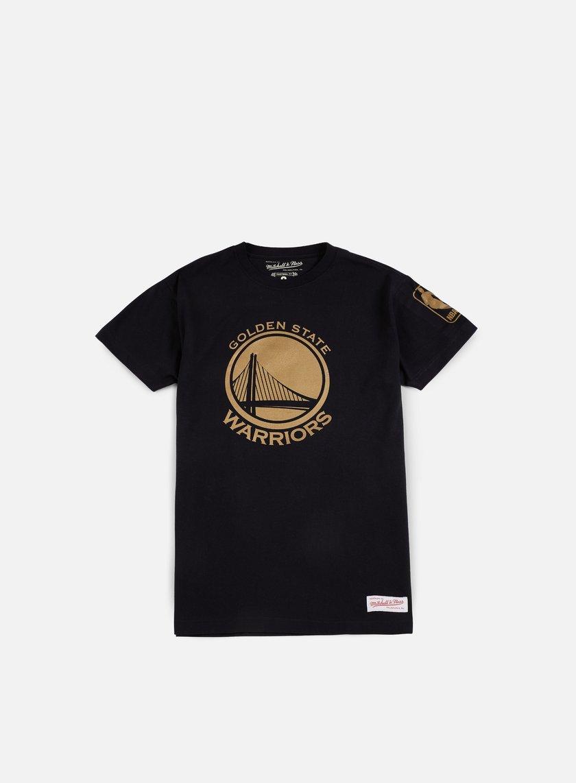 Mitchell & Ness Winning Percentage Traditional T-shirt Golden State Warriors