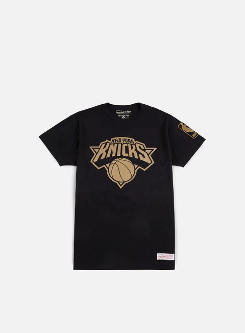 t shirt mitchell e ness winning percentage traditional t shirt ny knicks black