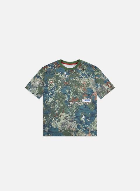 T-shirt con Stampa All Over Napapijri S-Alto T-shirt