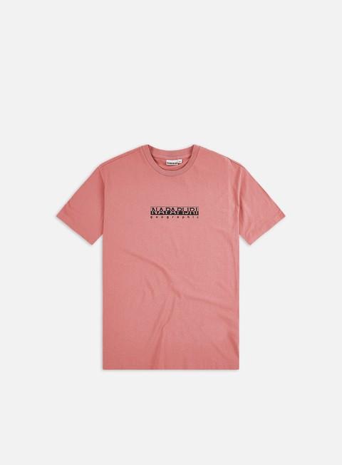 Short sleeve T-shirts Napapijri S-Box 2 T-shirt