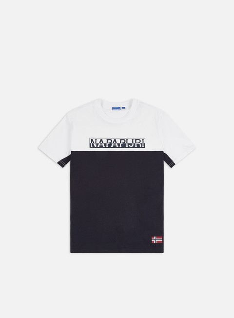 Short Sleeve T-shirts Napapijri S-Ice CB T-shirt