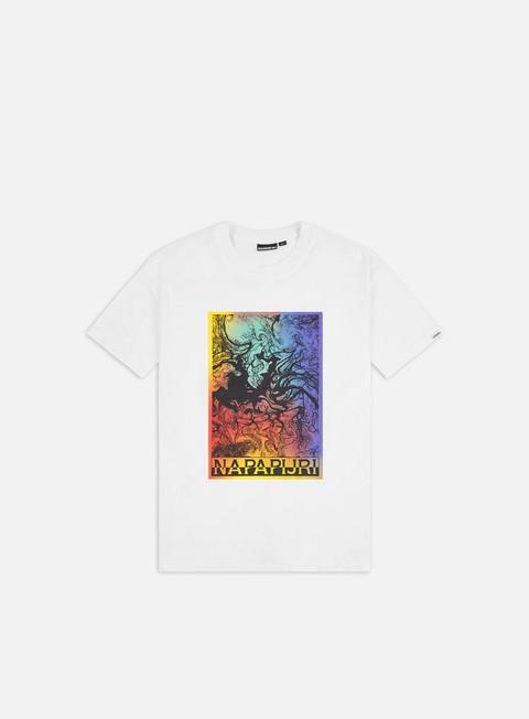 Outlet e Saldi T-shirt a Manica Corta Napapijri S-Inari T-shirt