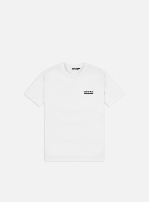 Short Sleeve T-shirts Napapijri S-Patch 1 T-shirt