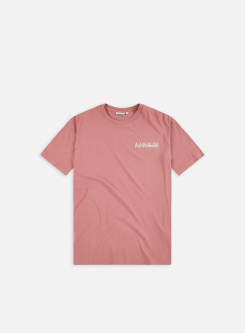 Short sleeve T-shirts Napapijri S-Saretine T-shirt