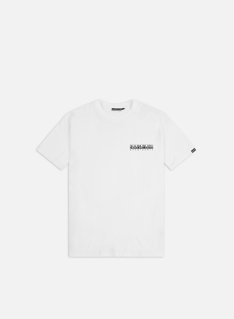 Short Sleeve T-shirts Napapijri S-Yoik T-shirt