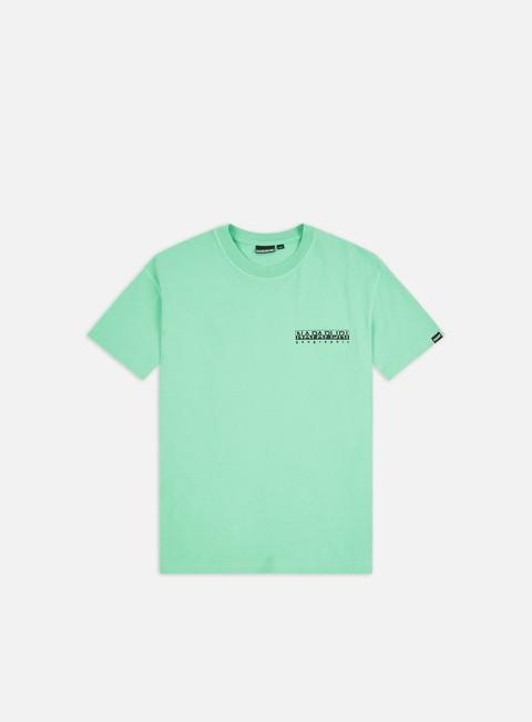 Outlet e Saldi T-shirt a Manica Corta Napapijri S-Yoik T-shirt