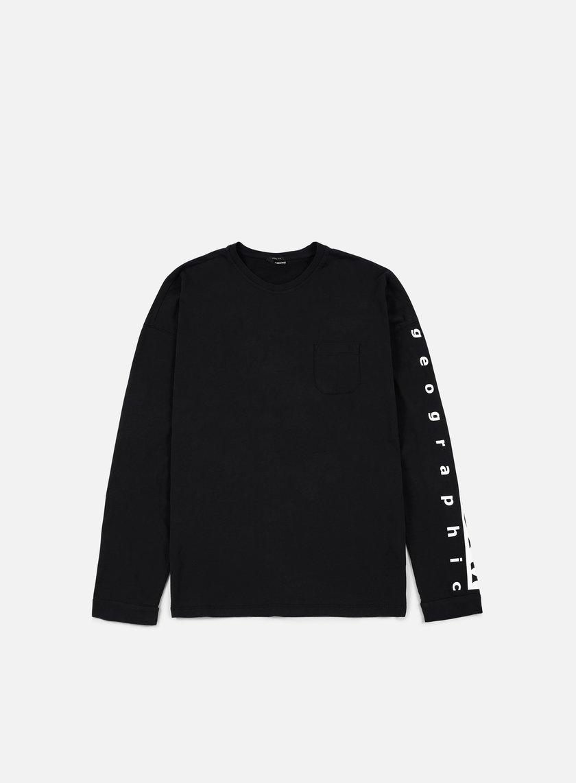 Napapijri - Sabah LS T-shirt, Black