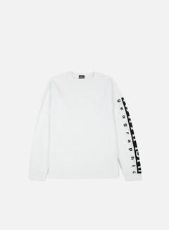 Napapijri - Sabah LS T-shirt, Bright White 1