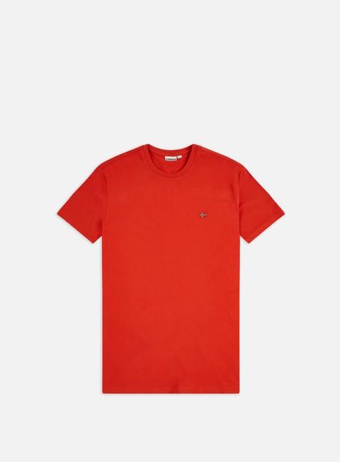 T-shirt Logo Napapijri Salis C T-shirt