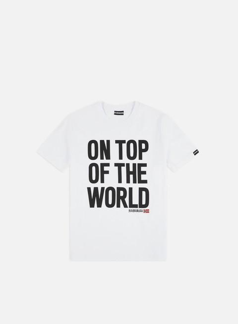 Outlet e Saldi T-shirt a Manica Corta Napapijri Sam T-shirt