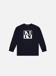 Napapijri - Sambuci LS T-shirt, Blue Marine