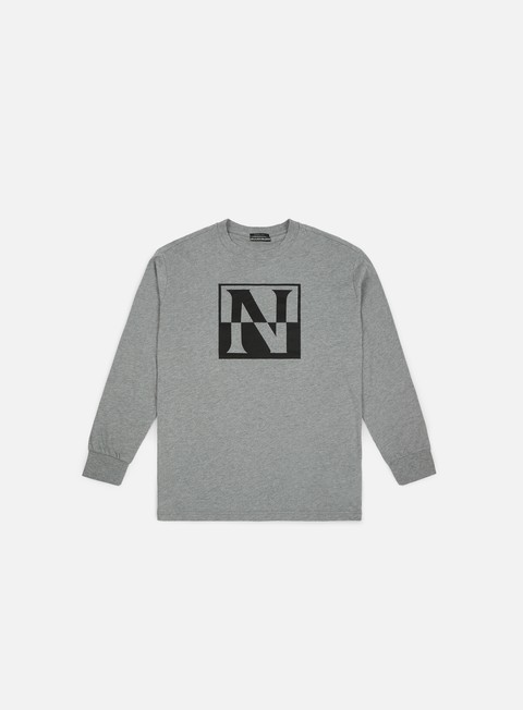 Long Sleeve T-shirts Napapijri Sambuci LS T-shirt