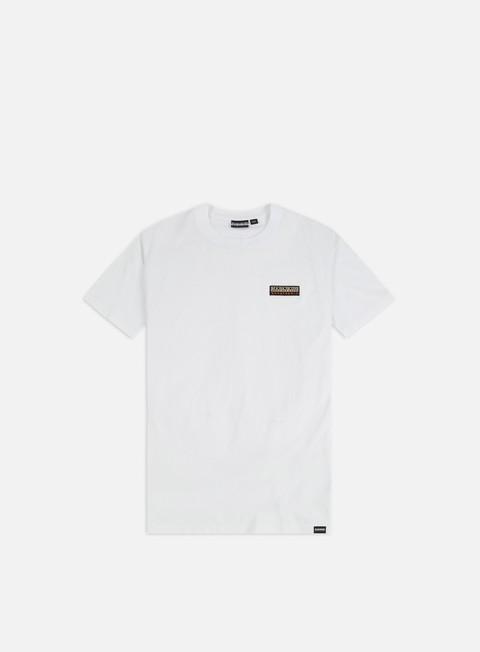 Outlet e Saldi T-shirt a Manica Corta Napapijri Sase 1 T-shirt