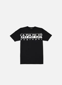 Napapijri - Saumur T-shirt, Black