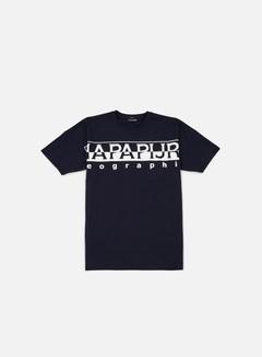 Napapijri - Saumur T-shirt, Blue Marine