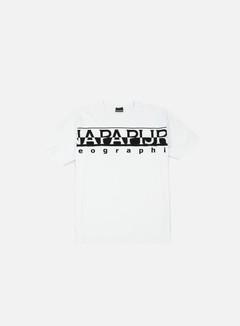 Napapijri - Saumur T-shirt, Bright White