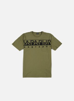 Napapijri - Saumur T-shirt, Sage Green