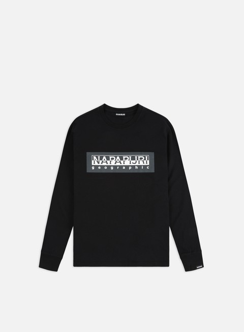 Long Sleeve T-shirts Napapijri Sele LS T-shirt