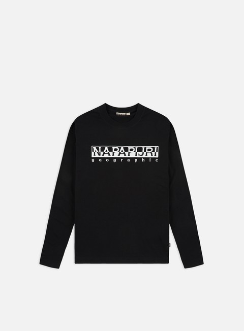 Long Sleeve T-shirts Napapijri Serber LS T-shirt